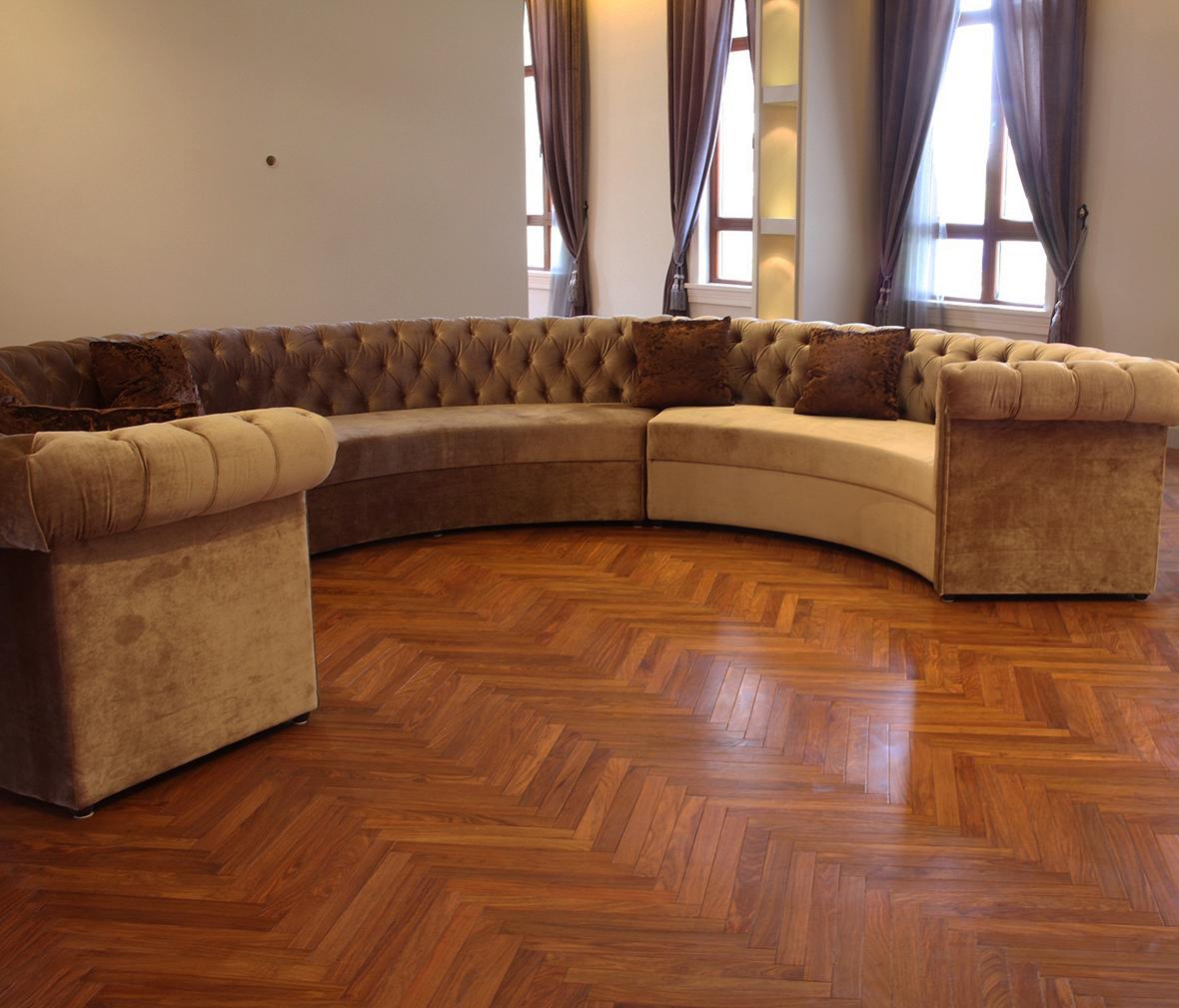 圣和纯实木地暖地板